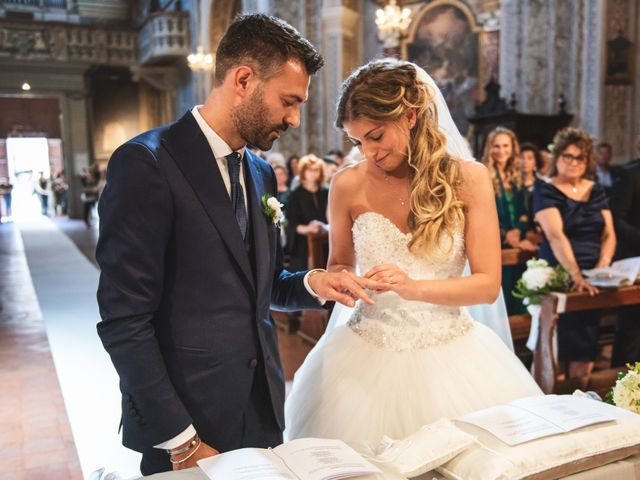 Il matrimonio di Maria e Luca a Filottrano, Ancona 43