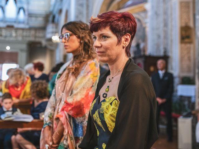Il matrimonio di Maria e Luca a Filottrano, Ancona 46
