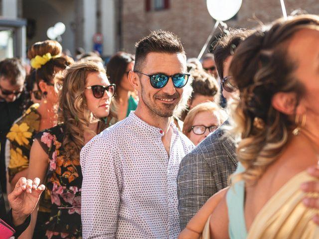 Il matrimonio di Maria e Luca a Filottrano, Ancona 49