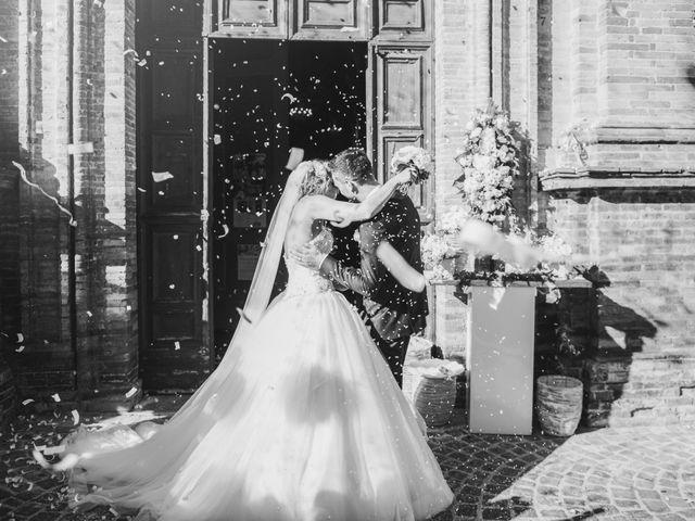 Il matrimonio di Maria e Luca a Filottrano, Ancona 50