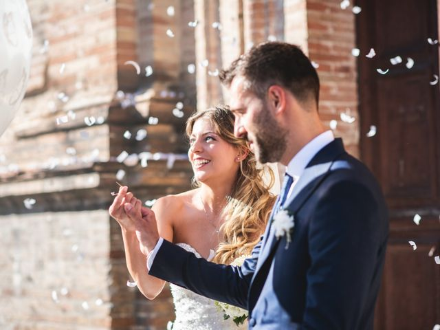 Il matrimonio di Maria e Luca a Filottrano, Ancona 51