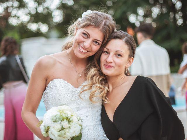 Il matrimonio di Maria e Luca a Filottrano, Ancona 73