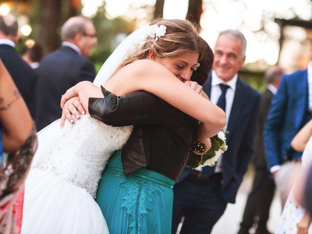 Il matrimonio di Maria e Luca a Filottrano, Ancona 74