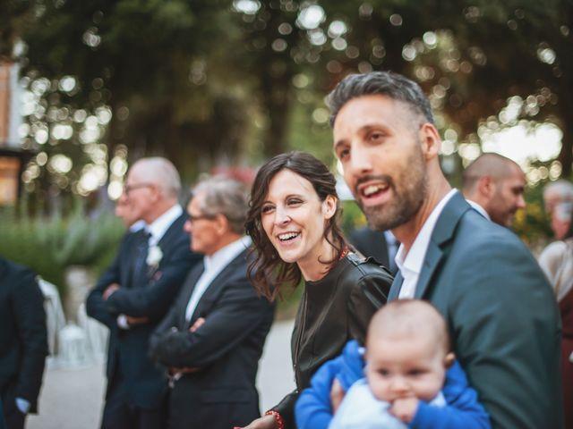 Il matrimonio di Maria e Luca a Filottrano, Ancona 77