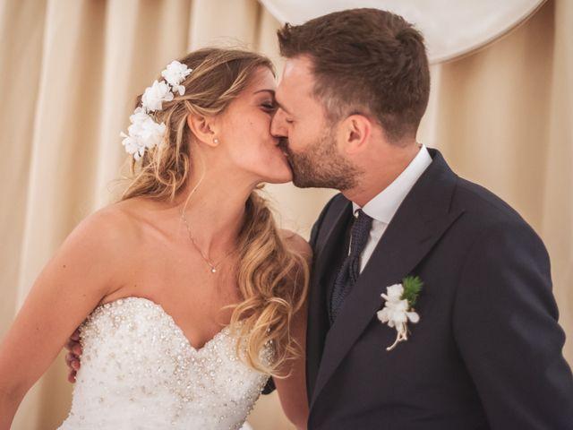 Il matrimonio di Maria e Luca a Filottrano, Ancona 80