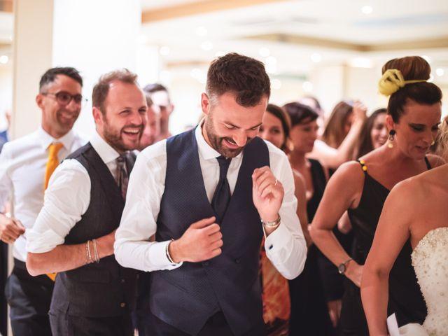 Il matrimonio di Maria e Luca a Filottrano, Ancona 91