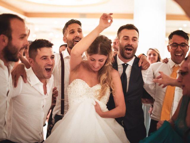 Il matrimonio di Maria e Luca a Filottrano, Ancona 100