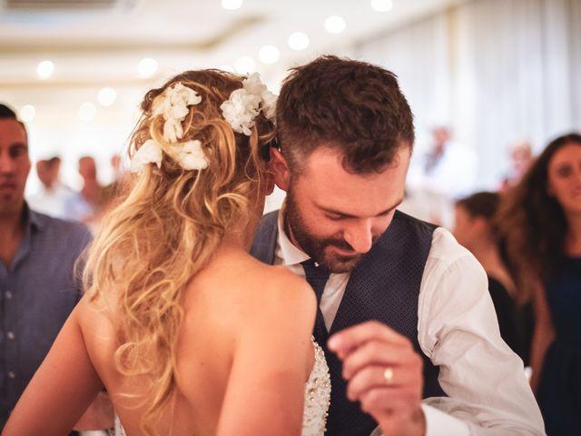 Il matrimonio di Maria e Luca a Filottrano, Ancona 101