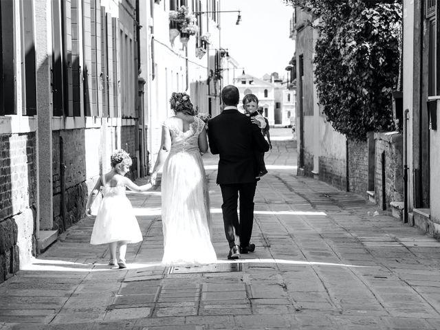 Il matrimonio di Polo e Carlotta a Venezia, Venezia 15