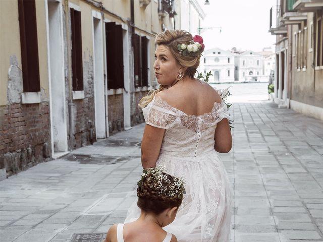 Il matrimonio di Polo e Carlotta a Venezia, Venezia 17