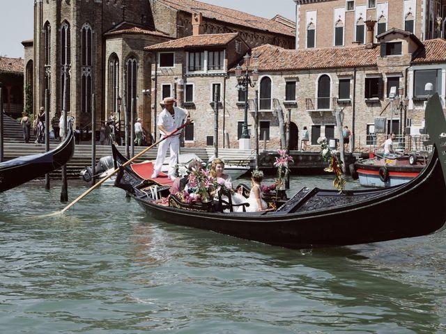 Il matrimonio di Polo e Carlotta a Venezia, Venezia 18