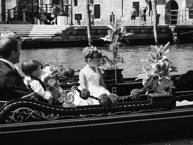 Il matrimonio di Polo e Carlotta a Venezia, Venezia 19