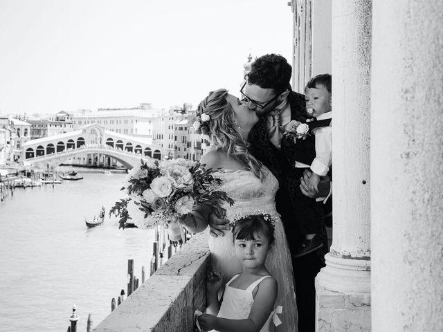Il matrimonio di Polo e Carlotta a Venezia, Venezia 29