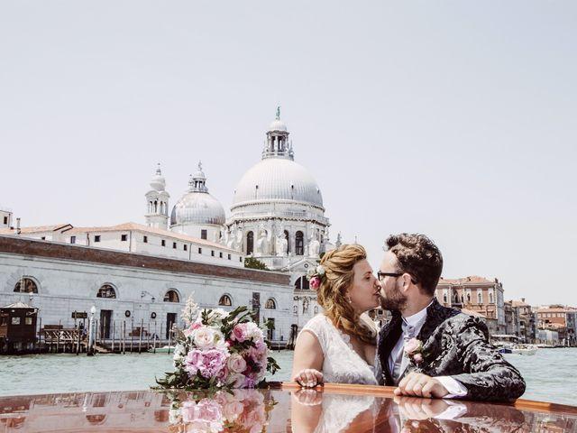 Il matrimonio di Polo e Carlotta a Venezia, Venezia 35