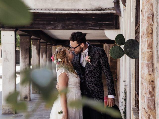 Il matrimonio di Polo e Carlotta a Venezia, Venezia 45