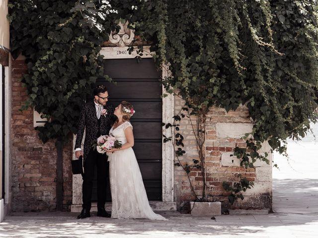 Il matrimonio di Polo e Carlotta a Venezia, Venezia 46