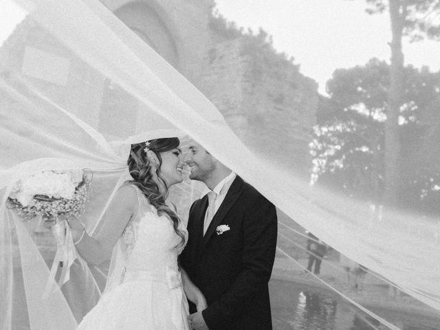 Le nozze di Giuseppe e Antonella