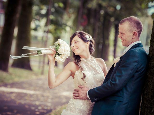 le nozze di Andrea e Alice