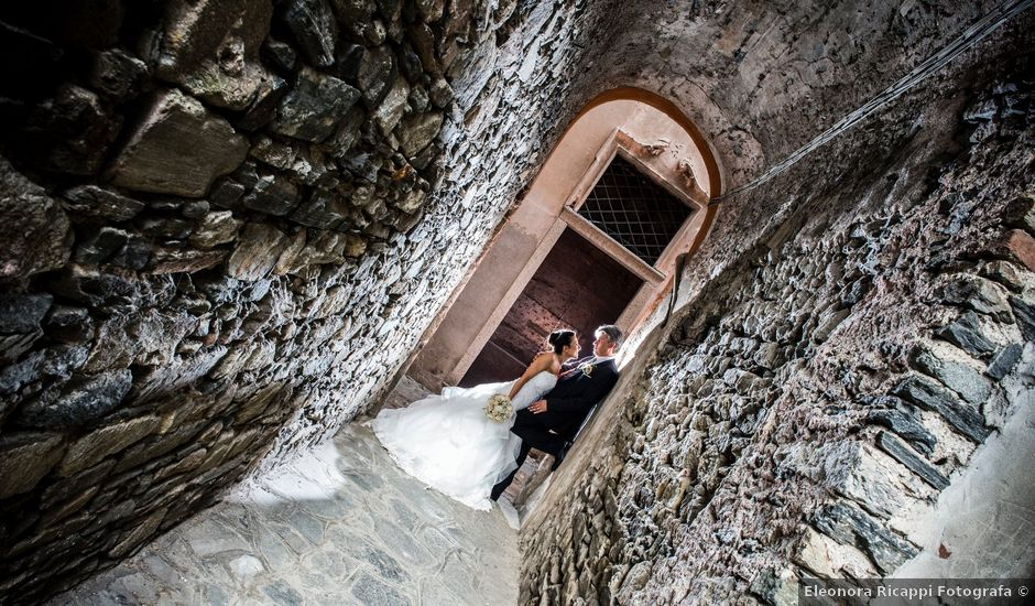 Il matrimonio di Alberto e Erika a Orta San Giulio, Novara