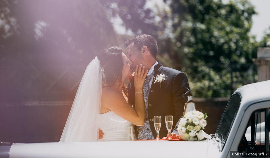 Il matrimonio di Claudio e Simona a Roma, Roma