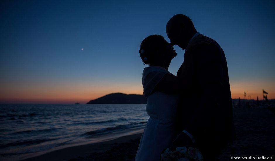 Il matrimonio di Giorgio e Luisa a Carrara, Massa Carrara