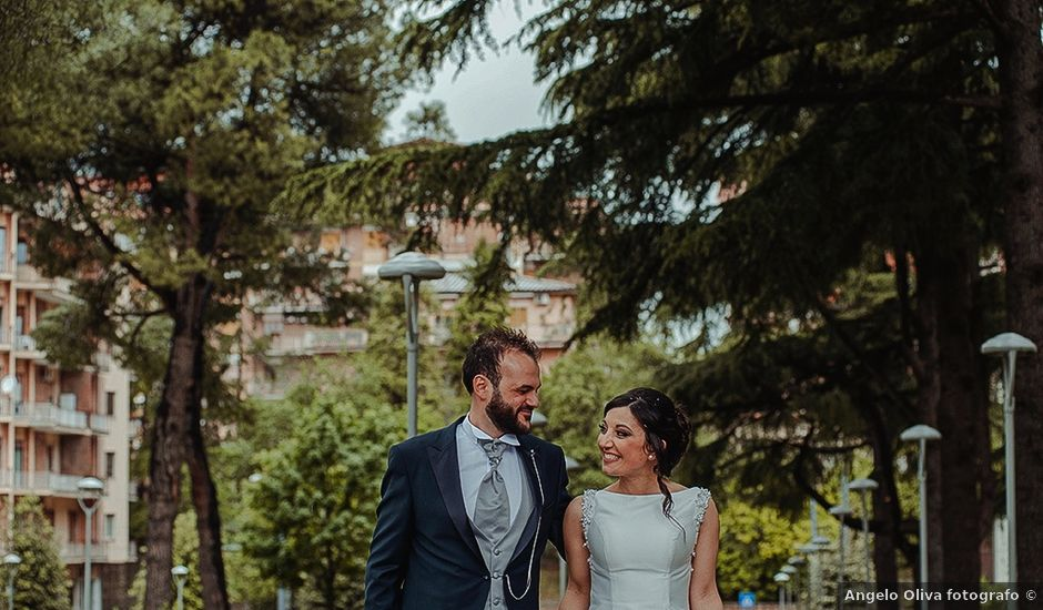 Il matrimonio di Giuseppe e Gerarda a Avellino, Avellino