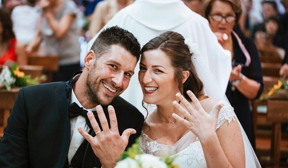 Il matrimonio di Andrea  e Deborah a Saltara, Pesaro - Urbino