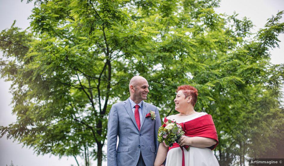 Il matrimonio di Oliviero e Cristina a Ravenna, Ravenna