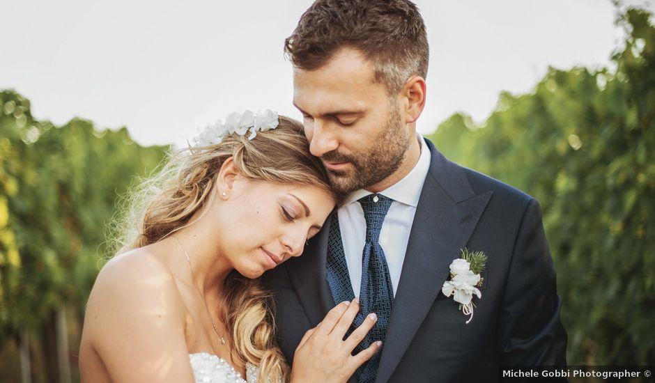 Il matrimonio di Maria e Luca a Filottrano, Ancona