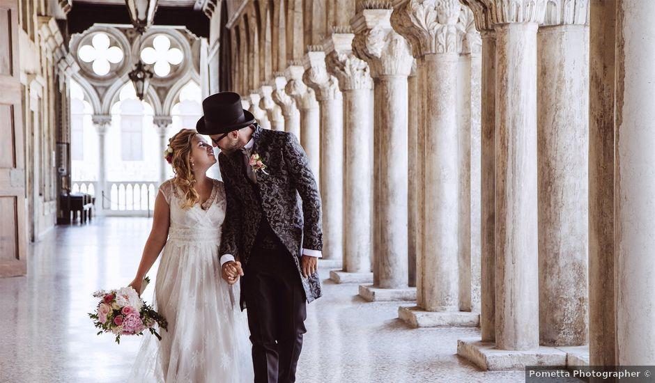 Il matrimonio di Polo e Carlotta a Venezia, Venezia