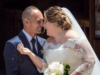 Le nozze di Tiziana e Gaetano