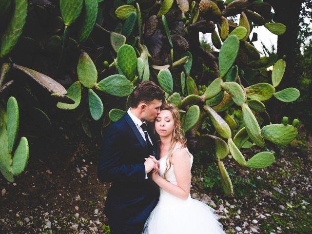 Le nozze di Marianna e Enzo