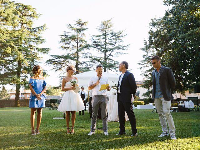 Il matrimonio di Gianluca e Sara a Chiopris-Viscone, Udine 21