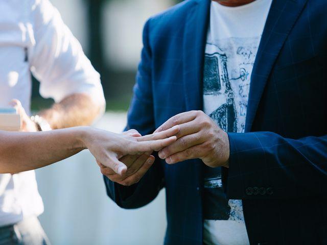 Il matrimonio di Gianluca e Sara a Chiopris-Viscone, Udine 23