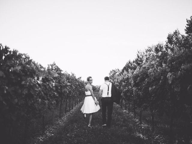 Il matrimonio di Gianluca e Sara a Chiopris-Viscone, Udine 27