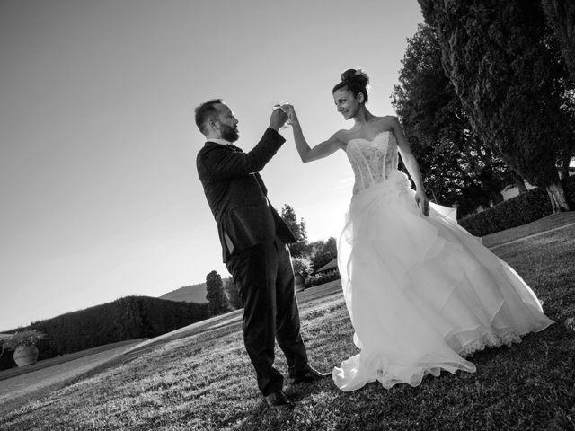 le nozze di Eirini e Duccio