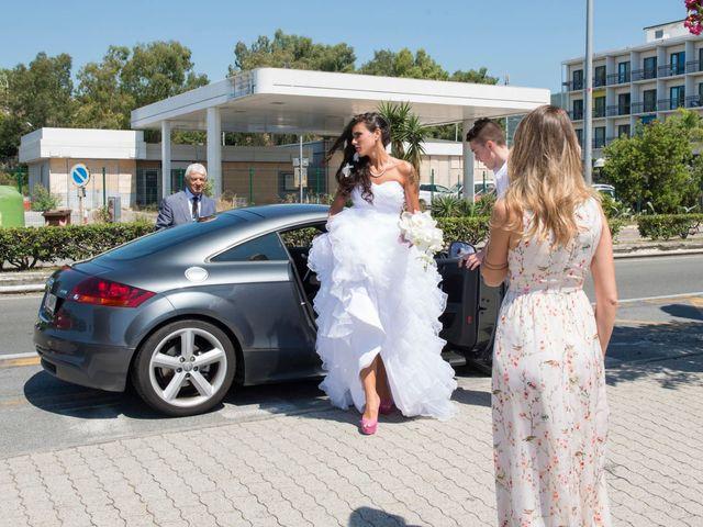 Il matrimonio di Gianluca e Alessia a Savona, Savona 8