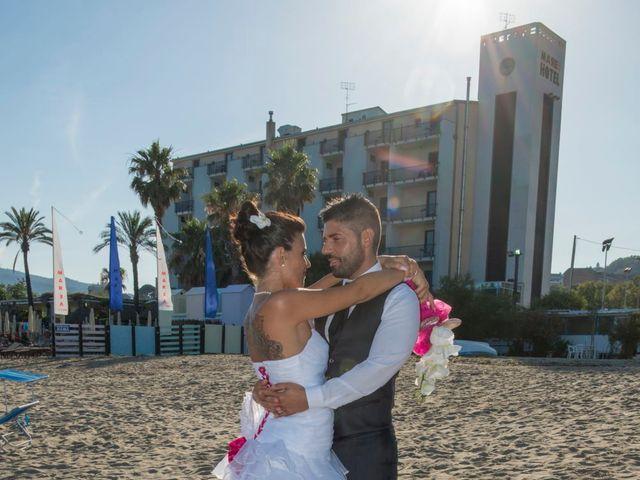 Il matrimonio di Gianluca e Alessia a Savona, Savona 13