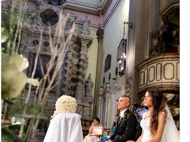 Il matrimonio di Vitaliano e Giusy a Poggiardo, Lecce 7