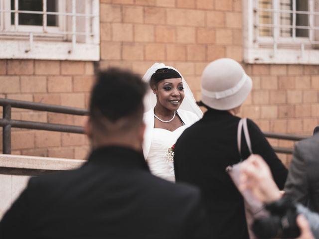Il matrimonio di Daniele e Elodie a Pomezia, Roma 7