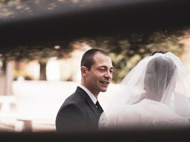 Il matrimonio di Daniele e Elodie a Pomezia, Roma 8