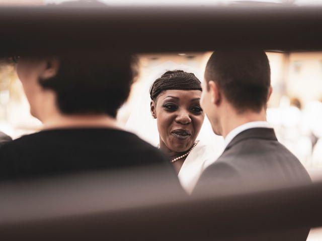 Il matrimonio di Daniele e Elodie a Pomezia, Roma 12