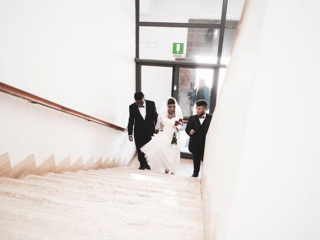 Il matrimonio di Daniele e Elodie a Pomezia, Roma 28