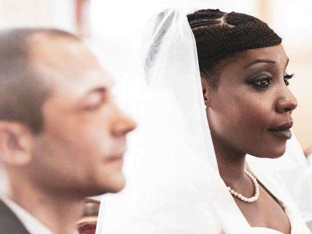 Il matrimonio di Daniele e Elodie a Pomezia, Roma 36