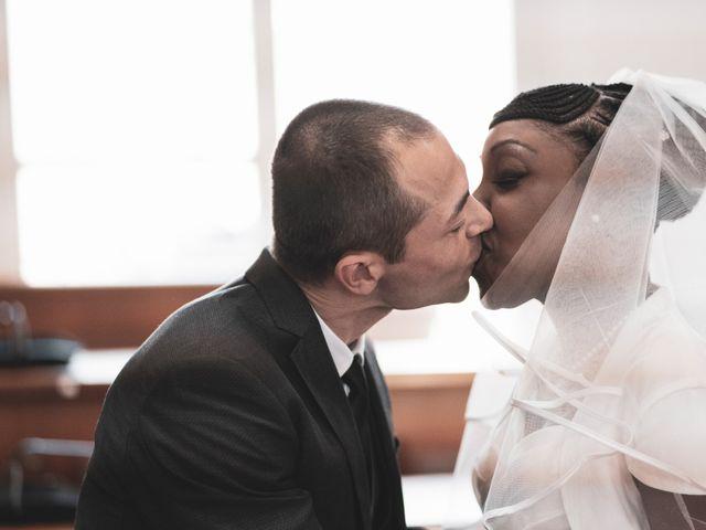 Il matrimonio di Daniele e Elodie a Pomezia, Roma 43