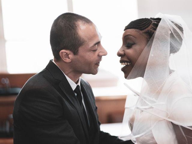 Il matrimonio di Daniele e Elodie a Pomezia, Roma 44