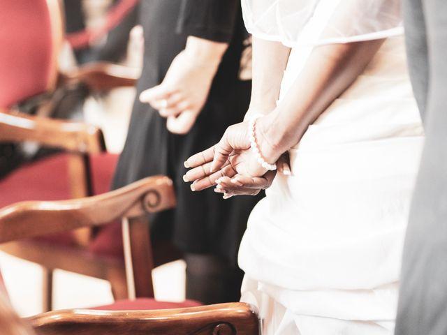 Il matrimonio di Daniele e Elodie a Pomezia, Roma 45