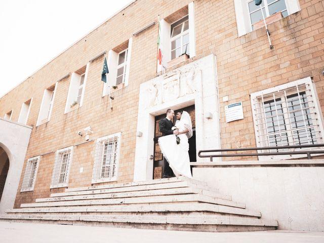 Il matrimonio di Daniele e Elodie a Pomezia, Roma 49