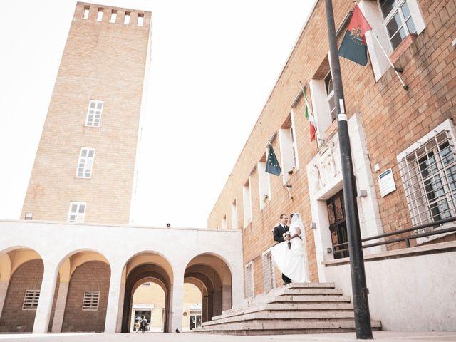 Il matrimonio di Daniele e Elodie a Pomezia, Roma 50