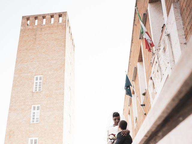 Il matrimonio di Daniele e Elodie a Pomezia, Roma 51